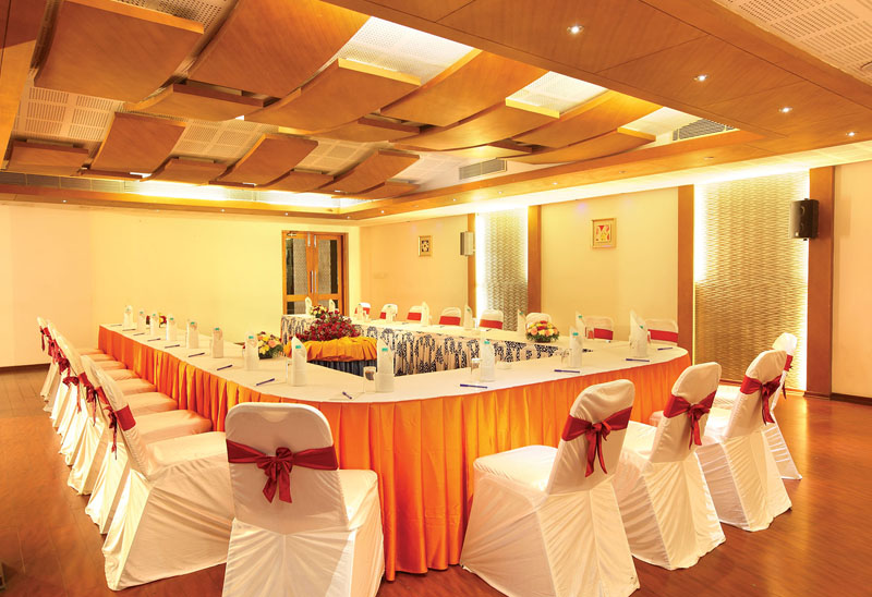 Monitor - Banquet Hall in Park Residency
