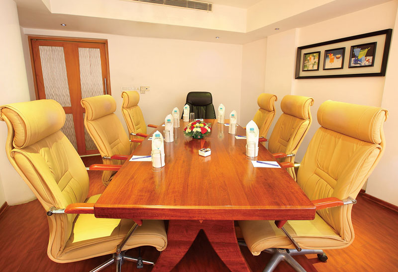 Board Room in Park Residency