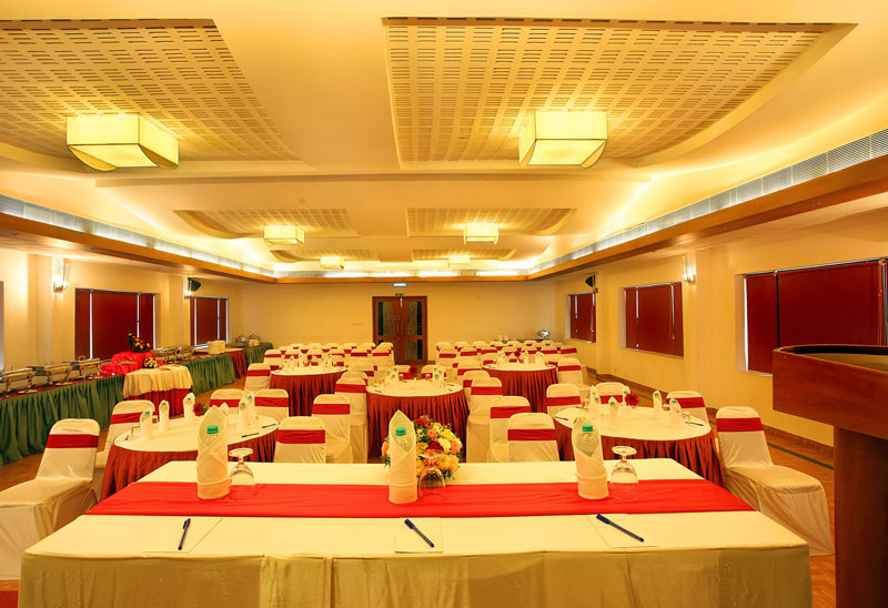 Dining Place in Banquet Hall of Park Residency