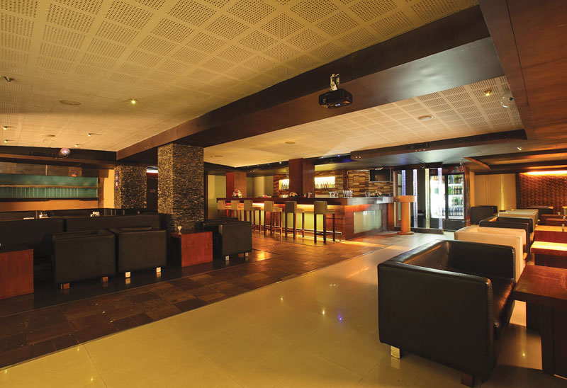 Beer Lounge in Hotel Park Residency