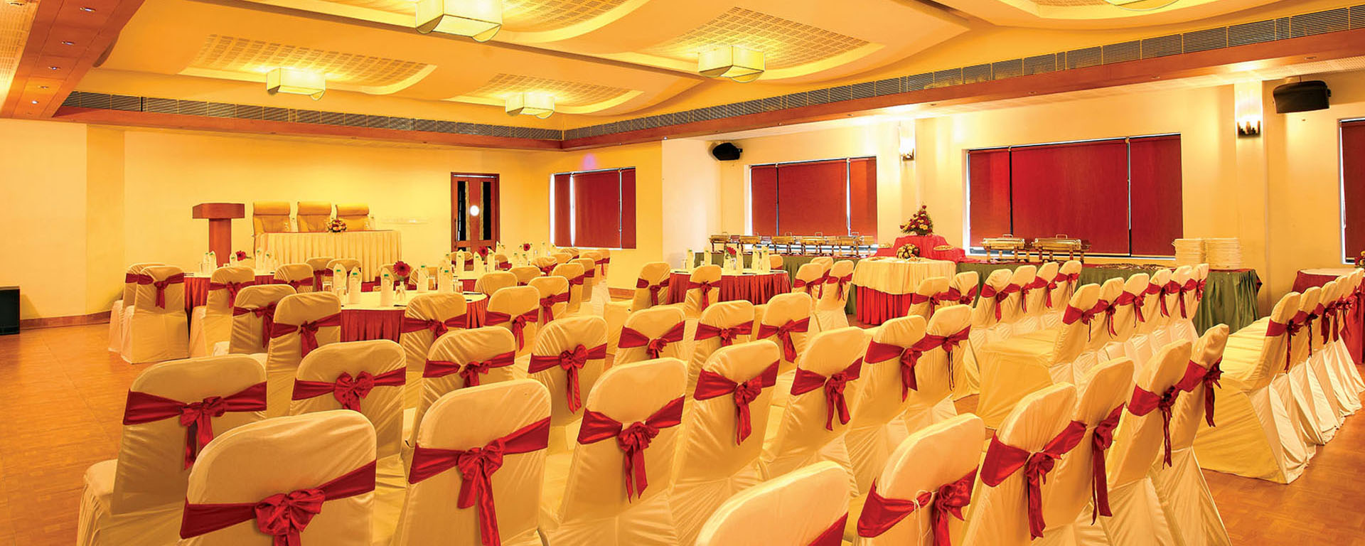 Network - Banquet Hall at Hotel Park Residency