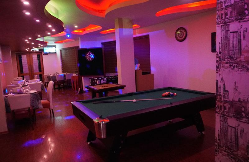 Joystick - The Gaming Restaurant